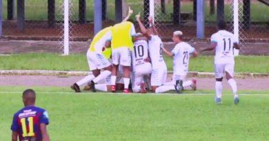 Ji-Paraná FC vence o Barcelona FC em Vilhena