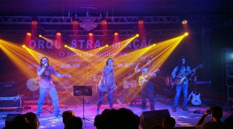 Quinta Show Especial Rock em Ji-Paraná