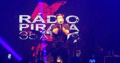 Lançamento de Livro e Show de Paulo Ricardo Banda RPM