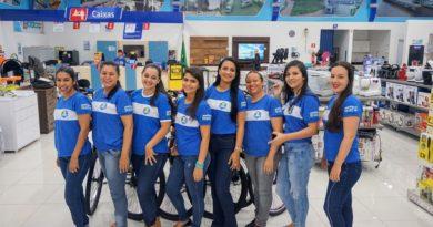 Dia Internacional da Mulher!! Gazin Ji-Paraná