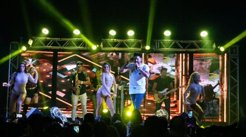Show de Thiago Jhonathan no Vale do Sol