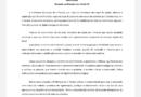 Nota Oficial: Paciente confirmado com Covid-19 em Ji-Paraná