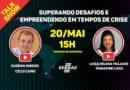 Talk Show com Helena Trajano e Eugênio Ribeiro