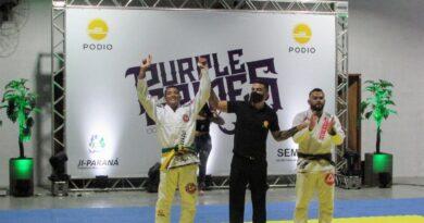 Copa Pódio Purple Games de Jiu-Jitsu em Ji-Paraná