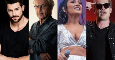 Alok, Caetano Veloso, Melim e Jota Quest fazem lives neste sábado (19), veja onde assistir