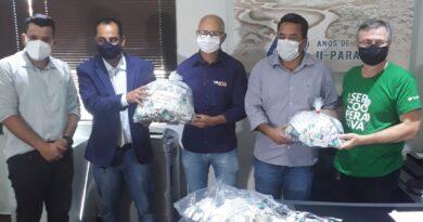JiCred doa mais de mil unidades de azitromicina ao município